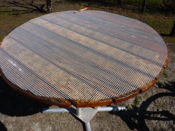 Alten Tisch Restaurieren ~ vornachherobjekte